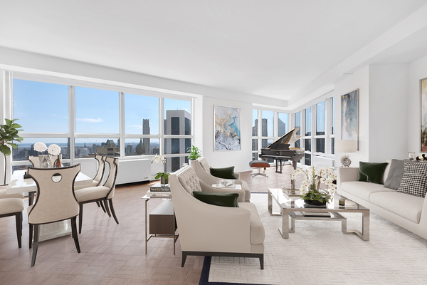 condo for sale in midtown manhattan trump park avenue nyc